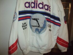 13TH  WINTER OLYMPIC GAMES JACKET