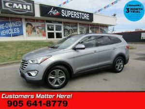 2013 Hyundai Santa Fe XL Luxury  AWD LEATHER PANO-ROOF 7PASS P/G