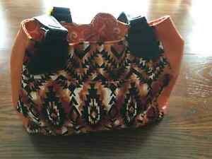 BEAUTIFUL & UNIQUE ONE OF A KIND HAND MADE PURSES
