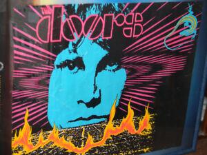 DOORS  Black Lite Poster