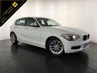 2013 BMW 116D EFFICIENT DYNAMICS 1 OWNER BMW SERVICE HISTORY FINANCE PX WELCOME