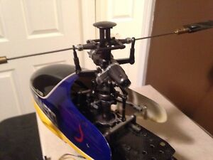 Rc helicopter 500 size sjm Kitchener / Waterloo Kitchener Area image 2