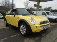 2004 04 MINI HATCH ONE 1.6 ONE 3D 89 BHP