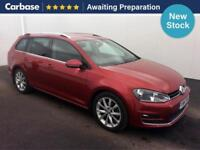 2014 VOLKSWAGEN GOLF 2.0 TDI GT 5dr DSG Estate