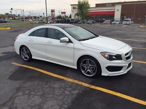 2016 Mercedes Cla 250 4matic Lease take over  5600 kms.