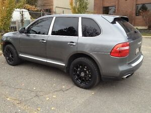 Porsche Cayenne Winter Rims & Tires