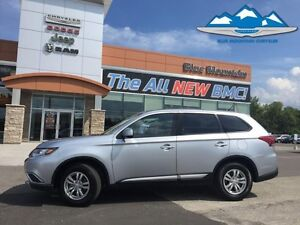 2016 Mitsubishi Outlander SE  CERTIFIED/ETESTED, WARRANTY, EASY