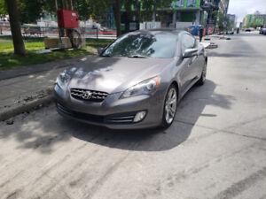 Genesis Coupe 2012 V6 3.8 GT