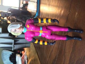 Captain Planet dr blight figurine