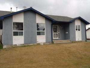 Great home for rent, located in beautiful Tumbler Ridge BC.