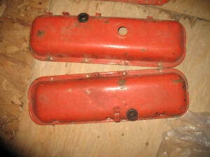 BBC VALVE COVERS