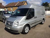 2012 Ford Transit 280 2.2TDCi 125PS MWB Med Roof Van Limited