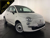 2010 FIAT 500 LOUNGE 3 DOOR HATCHBACK SERVICE HISTORY FINANCE PX WELCOME