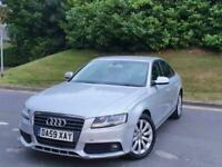 2009 Audi A4 2.0 TDI 143 SE 4dr *** BARGAIN- HPI CLEAR- DELIVERY AVAIL *** SALOO