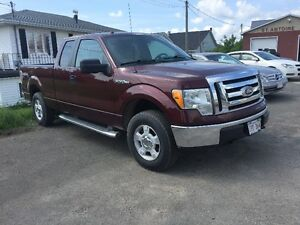 REDUCED 2010 4X4 Ford F-150 SuperCrew xlt  Pickup Truck 9999