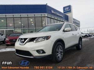 2015 Nissan Rogue SL AWD leather sunroof navigation