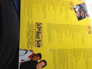 Do The Right Thing Soundtrack vinyl