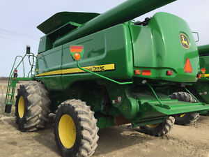 "2008 John Deere 9870 STS ""Low Hours""!"