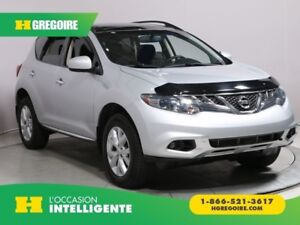 2014 Nissan Murano SV AWD TOIT PANO MAGS BLUETOOTH