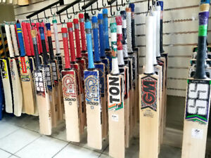 End of Season Sale-Cricket Bats/ Equipment/Accessories upto 40%