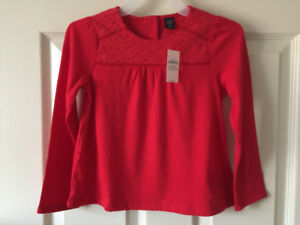 NWT - Baby Gap Shirt (size 5T) **sold ppu A**