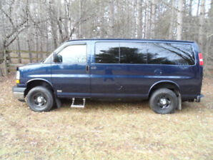2008 Chevrolet Express 1500 AWD Wheel Chair Accessible Van