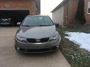 2010 Kia Forte SX Loaded and priced to sell!