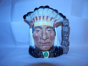 Royal Doulton Toby Jugs Kitchener / Waterloo Kitchener Area image 1