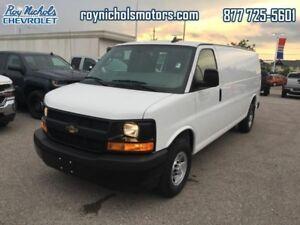 2017 Chevrolet Express Cargo Van WT  -  Power Windows -  Power D
