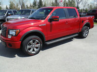 2012 Ford F-150 FX4, Nice upgrades, one of a kind truck
