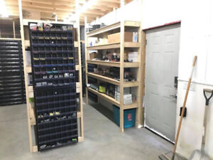 LED Farm Light Shop Garage Quonset SeaCan  SaskPower Rebates ***