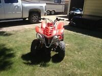 Childrens Quad 110cc *Motivated To Sell*