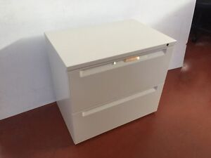 Brand New 2 high lateral file cabinet