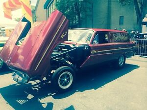 1964 Ford Falcon Sedan Delivery Gasser