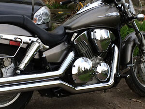 2005 vtx c 1300 very nice bike like new 4700$ can safety