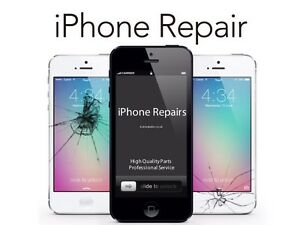 iPhone repair/screen replacemen all problems 90 days warranty