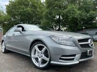 2014 Mercedes-Benz CLS 3.0 CLS350 CDi BlueTEC AMG Line G-Tronic+ (s/s) 4dr Coupe