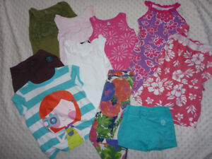 Girl's Size 5T Summer Lot