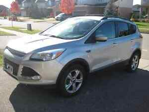2013 Ford Escape SE 4WD SUV, Excellent Shape Kitchener / Waterloo Kitchener Area image 1