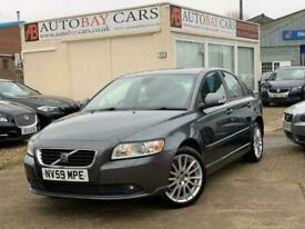 image for 2010 Volvo S40 2.0D SE Lux Saloon Diesel Manual