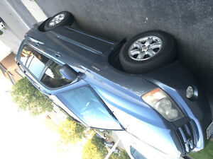 2001 Toyota Highlander Limited Clean well maintained