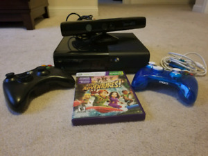 XBOX 360 with Kinect $120 obo
