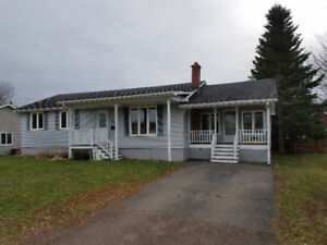 Three bedroom house in Dieppe