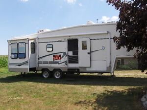 TITANIUM 32DS37 5TH WHEEL SNOW BIRDS HOME AWAY FROM HOME