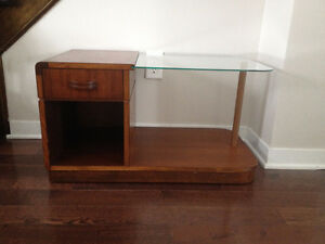 Superbe Table Basse ** Mid Century **  Gorgeous Coffee Table