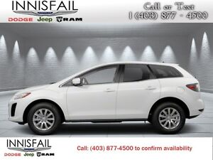 2010 Mazda CX-7 GX 2.5L FWD   - local - trade-in - non-smoker -