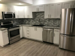 REDUCED BEAUTIFUL 1 BEDROOM BASEMENT SUITE IN BACHELOR HEIGHTS
