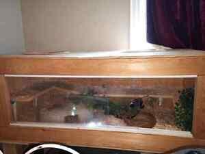 Reptile enclosure 65$ OBO