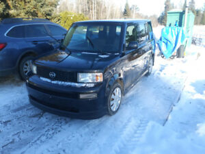 2005 scion xb SAFETIED obo