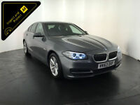 2013 63 BMW 520D SE AUTOMATIC DIESEL 1 OWNER FROM NEW SERVICE HISTORY FINANCE PX